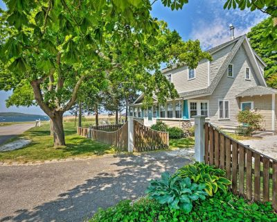 NEW! Common Fence Point Cottage w/ Ocean Views! - Portsmouth