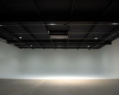 Sound Stage with white CYC wall, Arleta, CA