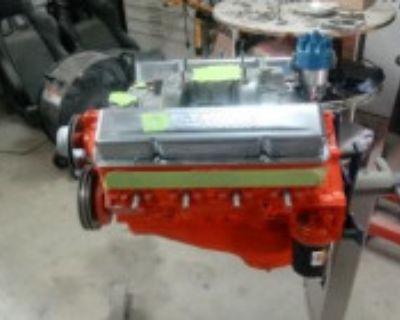 327 CI Chevy Engine