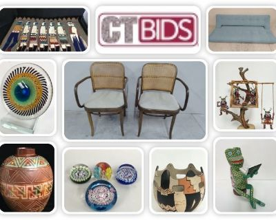 CARING TRANSITIONS BSH WAREHOUSE ONLINE AUCTION / 44TH & PALO VERDE - ENDS 03/01/2021