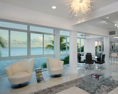 Luxury * Panoramic Oceanfront * Boat Dock * Heated Pool * Renovated - Cutthroat Harbor Estates