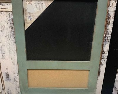 Farmhouse Chalkboard *NEW*