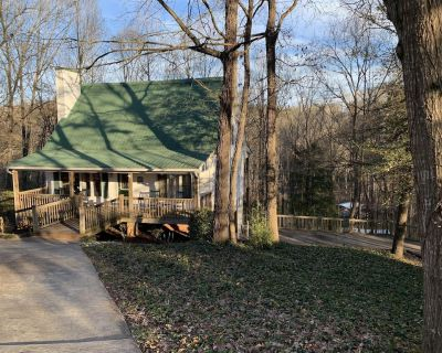 Tree Tops Spacious Lake Front Family-Friendly Home - Townville