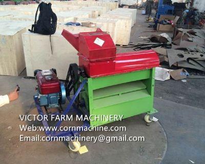 corn sheller machine for farm use to process corn