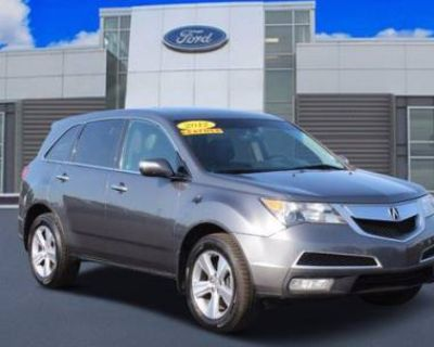 2012 Acura MDX Technology Package