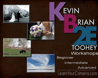 Private Photography training (Experienced & Credentialed Instructor)