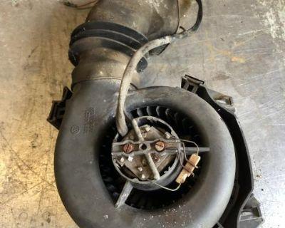1973-79 Super Beetle Fresh Air Blower Fan