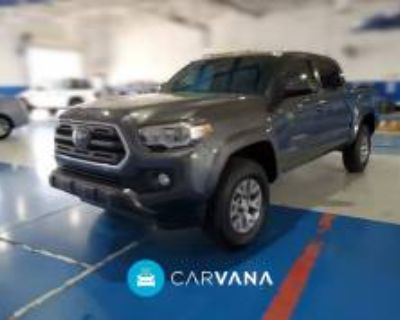 2018 Toyota Tacoma TRD Sport Double Cab 5' Bed V6 RWD Automatic