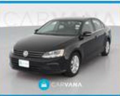 2016 Volkswagen Jetta Black, 88K miles