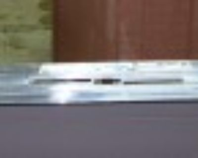 65 Chevelle S/W tail gate chrome panel