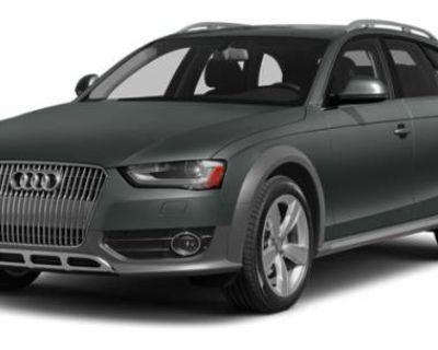 2014 Audi allroad Premium Plus
