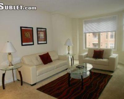 Studio Bedroom In Dupont Circle