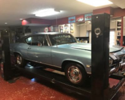 68 Chevelle Real SS