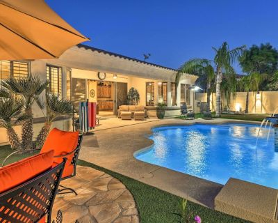 Luxe Gilbert Home w/ Heated Pool* + Putting Green! - Power Ranch