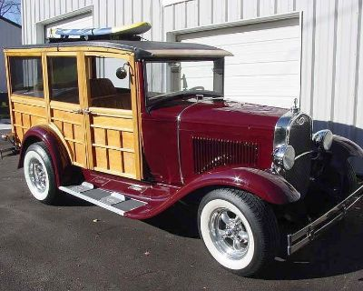 1930 Ford Woody Wagon