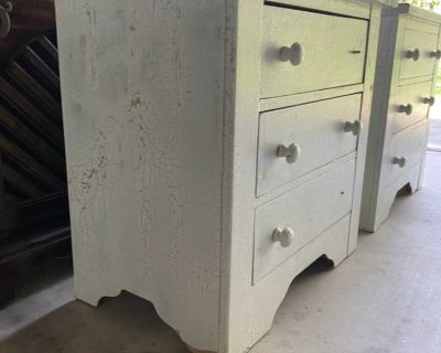 Night Stands / End Tables PROJECT PIECES