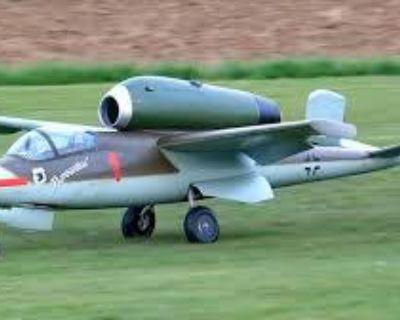 Heinkel-162 wanted