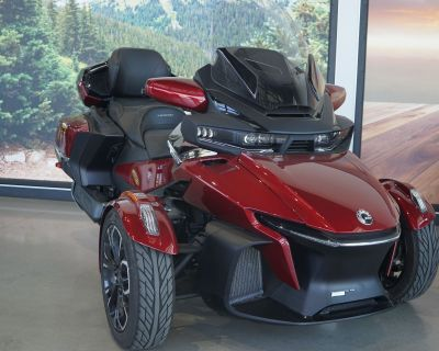 2021 Can-Am Spyder RT Limited 3 Wheel Motorcycle Elk Grove, CA