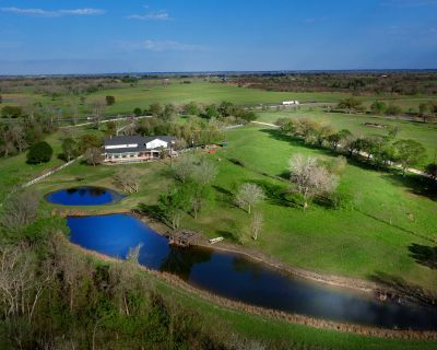 47.43 Acres with Breathtaking Custom Home