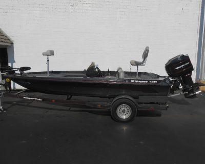 1993 Ranger 451 V