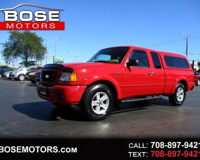 Used 2004 Ford Ranger Edge SuperCab 4WD