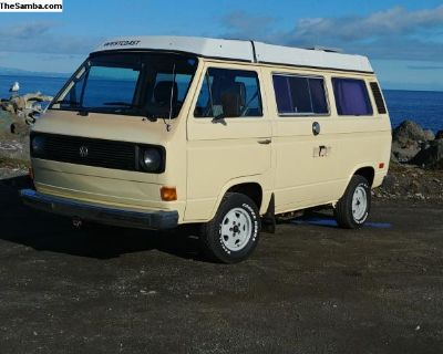 '82 Vanagon Westfalia