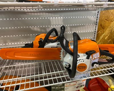 Stihl MS 211 C-BE Chain Saws Marion, NC