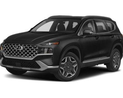 New 2022 Hyundai Santa Fe Hybrid Limited AWD Sport Utility