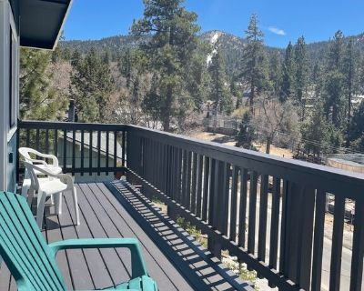 Beautiful mountain view retreat near hiking/biking trails - Moonridge