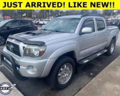2011 Toyota Tacoma PreRunner Double Cab V6 RWD Automatic