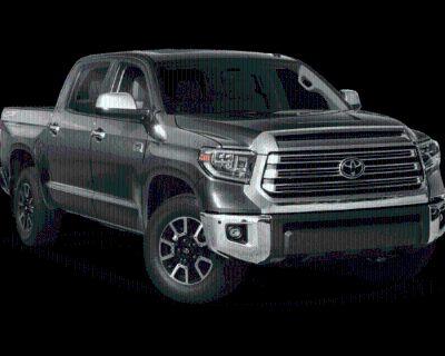New 2021 Toyota Tundra 1794 Edition CrewMax 5.5' Bed 5.7L (Natl)