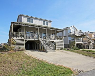 Sunrises Over The Atlantic As You Sit Outside The First Floor Master Bedroom. - Nags Head