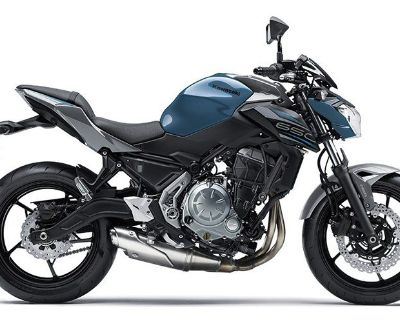 2019 Kawasaki Z650 ABS Sport Chico, CA