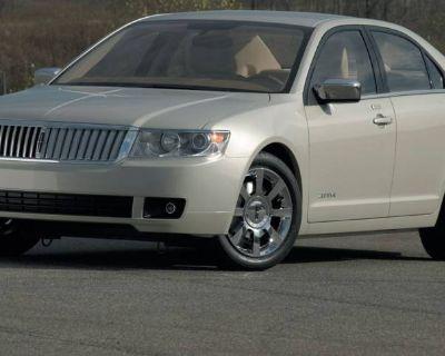 2006 Lincoln Zephyr Standard