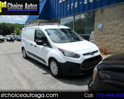 Used 2017 Ford Transit Connect Van XL LWB w/Rear Symmetrical Doors