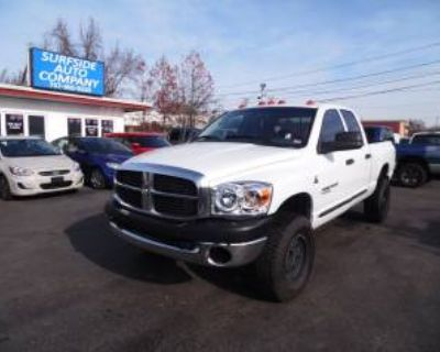2006 Dodge Ram 2500 SLT Quad Cab Regular Bed 4WD