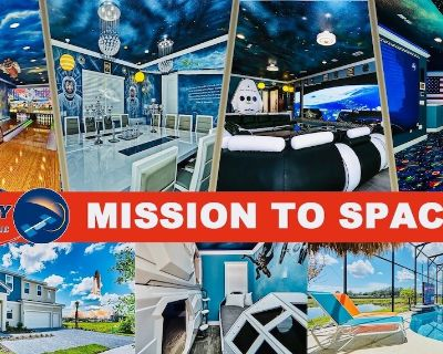 Mission to Space Mansion 14 Bedrooms 14.5 Baths - Lakeside Estates