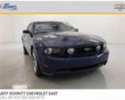2012 Ford Mustang Blue, 45K miles