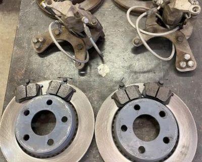 vanagon rear disc brake kit