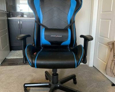 DxRacer Gaming Chair (Used)