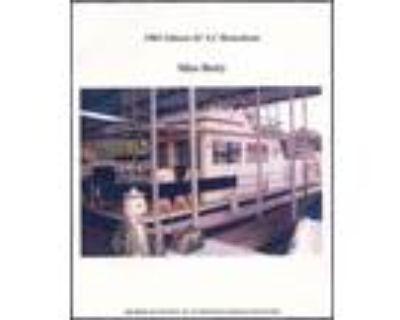 42 foot Gibson Houseboat