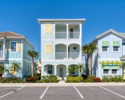 Brilliant Cottage with Hotel Amenities Near Disney at Margaritaville- 2976SR - Four Corners