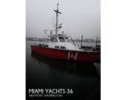 36 foot Miami Yachts 36 USN Launch LCLP
