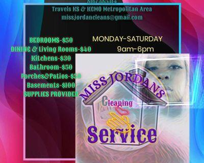 Miss Jordans Cleaning Service