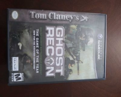 Tom Clancy's Ghost Recon for Gamecube