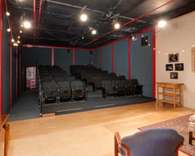 Beautiful, intimate, comfortable 45 Seat Atwater theatre with a very artistic feel and ambiance., Los Angeles, CA
