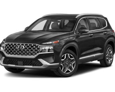 New 2022 Hyundai Santa Fe SEL AWD Sport Utility