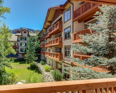 Lovely ski-in/out condo w/ community hot tub, pool & Club Solitude access! - Salt Lake Mountain Resorts