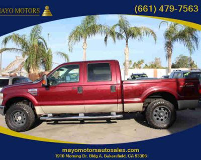 2008 Ford F250 Super Duty Crew Cab for sale