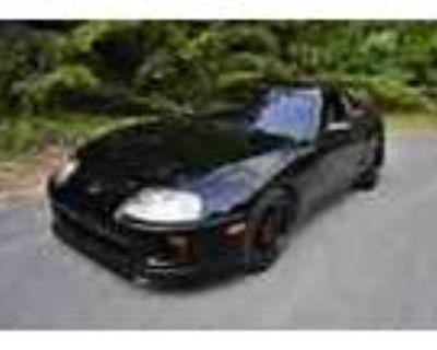 1995 Toyota Supra Se Hardtop Gte Single Gt35r Turbo